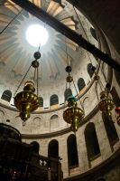 Church of the Holy Sepulchre by Leukeh