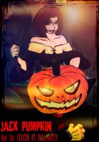 Jack Pumpkin and the legend of Halloween by Yattastudio