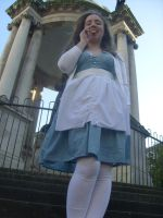 Alice At Large by Child-Of-The-Tardis