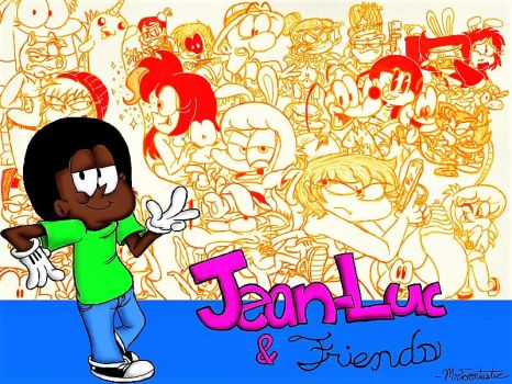 Jean-Luc and Friends~ by Mr-Toontastic