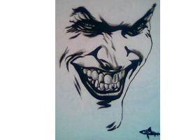 OLD JOKER by javiercr69