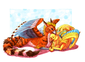 Happy Valentines Day! by Calluna-Draconis