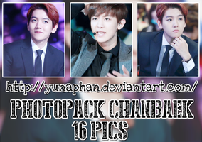 PHOTOPACK ChanBaek (EXO) #176 by YunaPhan
