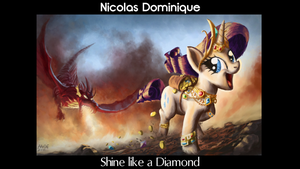 Nicolas Dominique Shine like a Diamond by NicolasDominique