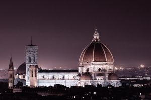 Duomo in Florence Italy by smatsh