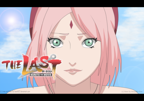 Sakura Haruno The Last Movie by Sarah927