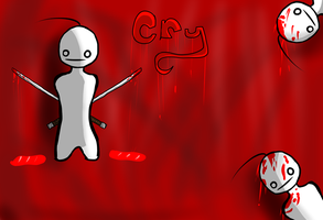 Cry background thing by galexy-candy
