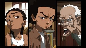 The Boondocks4 by kse332