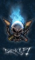 DaRk sKulL_iD by DarkLP