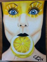 Lemon by TayMcKayPhotography