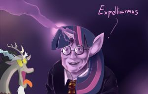 Harry Sparkle by freedomthai