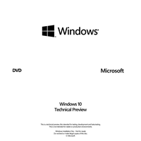 Windows-10-techpreview.fw by t94xr