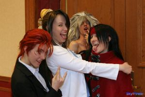 Akon 18 group Fun pict by RedDeath1888