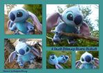 6 Inch Disney Store Stitch by DoloAndElectrik