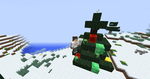 MineCraft Christmas by icarus-gamer