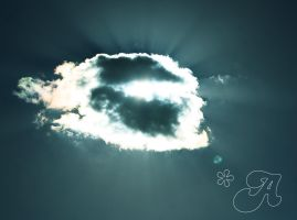 Just a cloud by Monochr0m