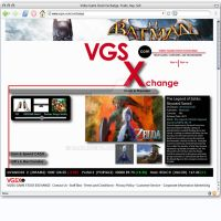 VGSXchange page by darlinginc