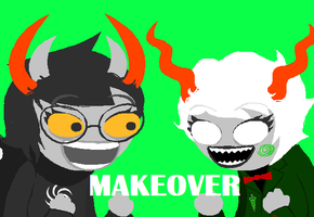 MAKEOVER gif by Z0MGedELR1C