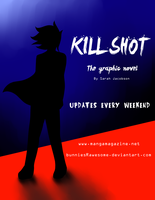 Kill Shot Advertisement by bunniesRawesome