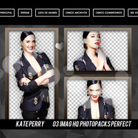 pack png de katy perry by brish1000