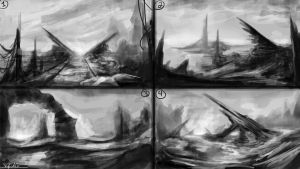 Landscape thumbs by FelFortune