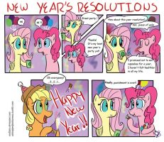 New year's resolutions by MrFizzyu