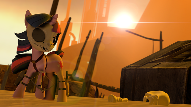 [SFM] Grounded Future by FD-Daylight