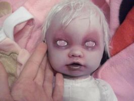 Zombie baby by Little-Psycho-Lilith