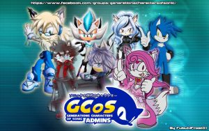 Wallpaper GCoS Admins by FubukiFrost01