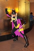 Batgirl: Stephanie Brown by Ravenspiritmage