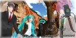 because we're friends MikuxMikuo  VIDEO by arteaga1