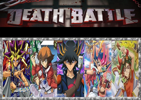 Death Battle! Yu-Gi-Oh Battle Royale by Caharvey