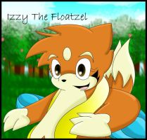 Izzy The Floatzel by Sonic201000