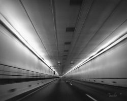 Tunnel Vision by 1001G