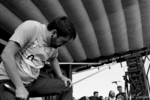 Jeremy McKinnon At Warped 2009 by sethamestreet