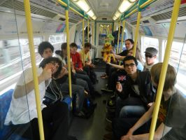 London Brony O2 Meet pic by NyinxDeLune