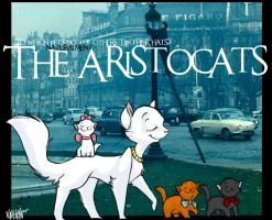 naturalment, les aristocats by twistedEXIT