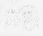 Inuyasha2 by ookamie-lover
