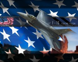 F-16 by Cpt1Jack