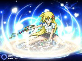 Magic Attack Kristal by Locksleyred