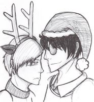 A Very Drarry Christmas by ImHereForTheDrarry