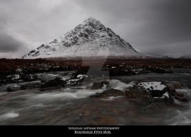 Buachaille Etive Mor - Dec 07 by DL-Photography