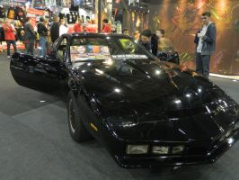 MCM London 2012 Knight Rider 1 by MJ-Cosplay
