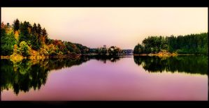 autumn colours by PatrickWally