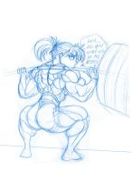 Squat by Gettar82