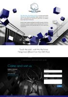 The 35th Floor Website by ninninny