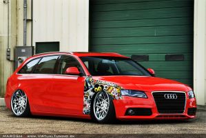 Audi A4 Avant by marosh-design