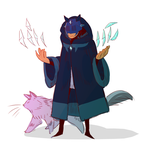 Witchsona by PastelWing