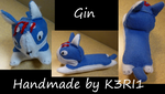 Gin Plush by K3RI1