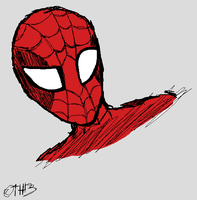 Spidey by Unikonkukka